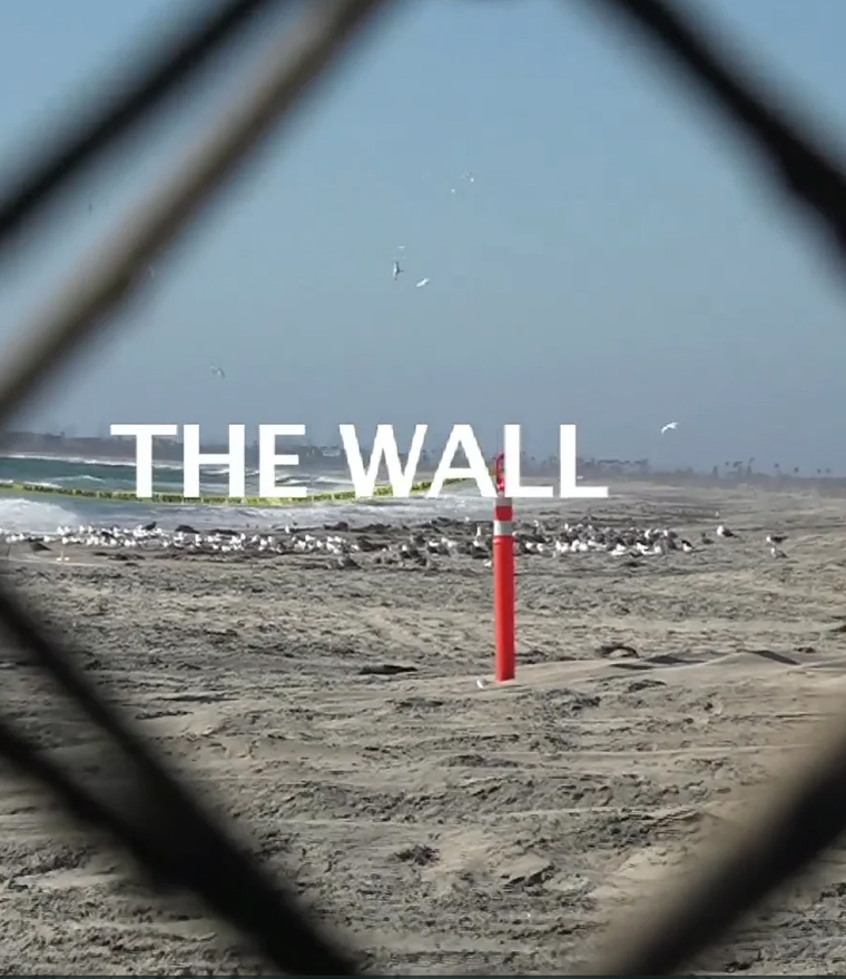 THE WALL video by stefano scialotti